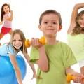 Развитие физических качеств у детей дошкольного возраста