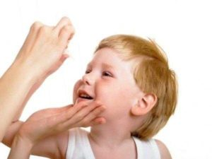 Альбуцид глазные капли для детей