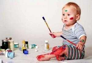 Развитие ребенка в 9 месяцев игры
