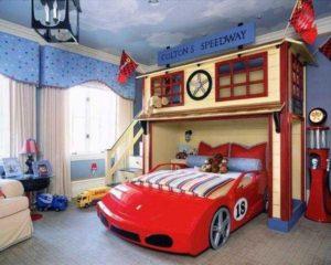 Как приучить ребенка спать в своей кроватке в комнате