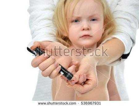 Сахарный диабет у детей.
