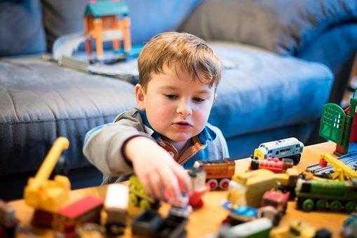 умение ребенка 4 года