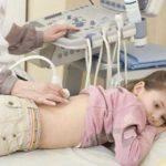 УЗИ почек и мочевого пузыря у детей