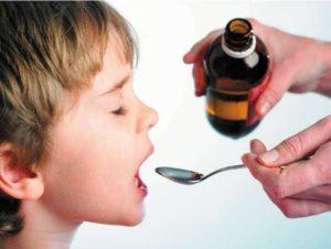 Анализ мокроты у ребенка
