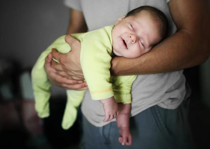 Укачиваем малыша перед сном