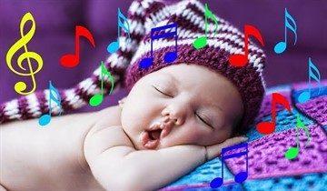 Укладывание ребенка под музыку