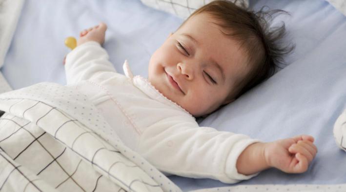 Как уложить ребенка спать, метод Натана Дайло