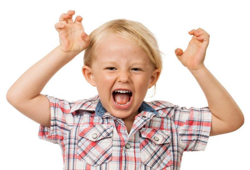 Причина агрессии ребенка?